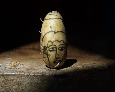 Potato Art and Sculptures (30) 12