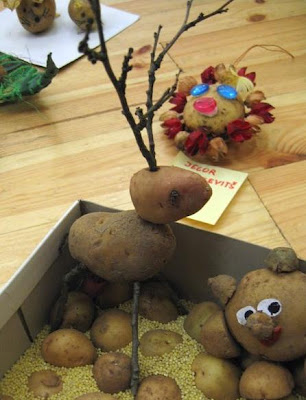 Potato Art and Sculptures (30) 20