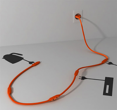 Cool Creative and Modern Extension Cords and Powerstrips (30) 1