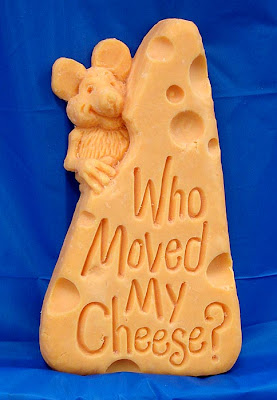 11 Creative Cheese Sculptures (11) 11