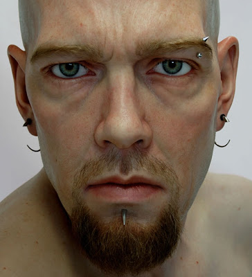 Hyperrealist Sculptures (18) 1