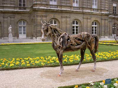 Driftwood Horse Art (14) 8