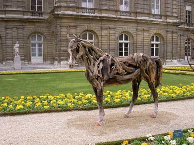 Driftwood Horse Art (14) 8