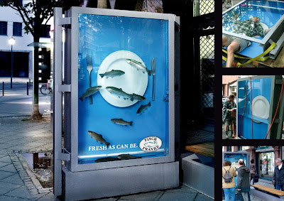 Creative Advertising Billboards and Posters Created With Multiple Pieces (45) 1