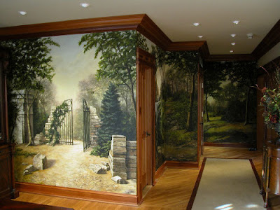 3D Wall Painting Art (11) 7