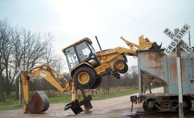 heavy machinery doing acrobatics (5) 2