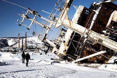 Frozen Ships (12) 3