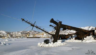 Frozen Ships (12) 6