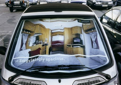 Smart  windshield covers, for smart cars (3) 2