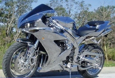 Chromed Bikes (6) 1