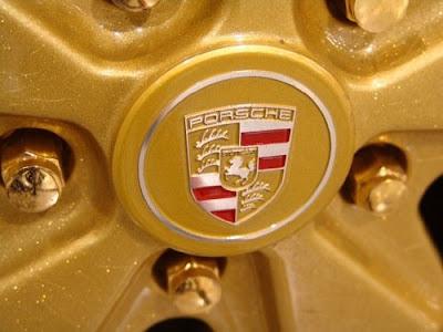 The Gold Porsche (8) 8