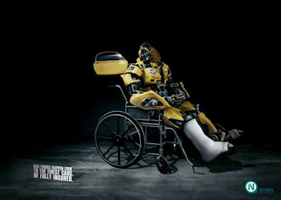 Creative and Clever Insurance Advertisements (10) 4