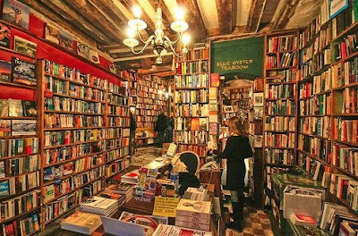 amous Shakespeare & Company bookstore