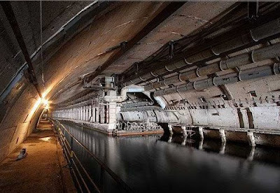 Soviet Underground Submarine Station (20) 15