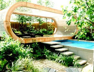Interesting Garden Designs (15) 1