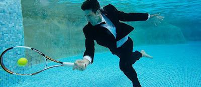 Underwater tennis (4) 2