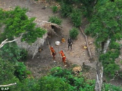 Earth's last uncontacted tribes