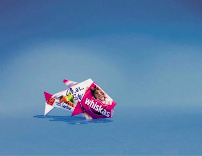 Clever and Creative Origami Advertisements (15) 4
