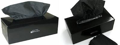 Black Tissuebox