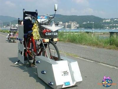 Dekochari - Japanese Art Bike (11) 1