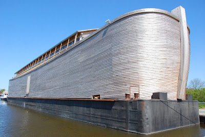 Noah's Ark Replica By Johan Huibers (12) 12