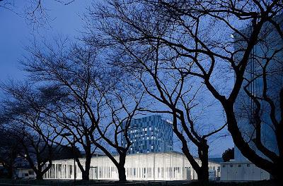 Junya Ishigami's Kanagawa Institute Of Technology University Project Space (6) 2