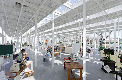 Junya Ishigami's Kanagawa Institute Of Technology University Project Space (6) 5