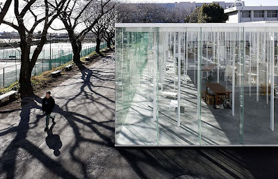 Junya Ishigami's Kanagawa Institute Of Technology University Project Space (6) 6