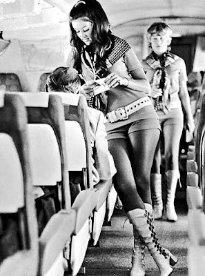 Air Hostesses of Yesteryear (2) 1