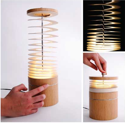 Unusual Lamps and Modern Light Designs (15) 3