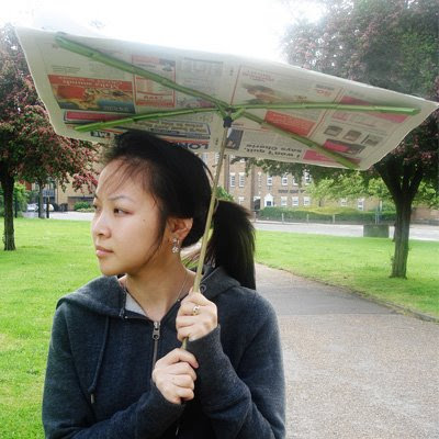Cool Umbrella: Eco-Brolly (4) 2