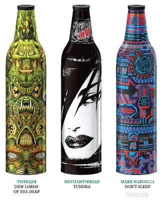Mountain Dew Limited Edition: Green Label Art 2008 (4) 4