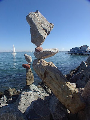 Rock Balancing (5) 5