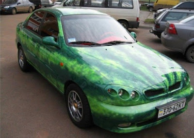 Watermelon  Car (4) 1