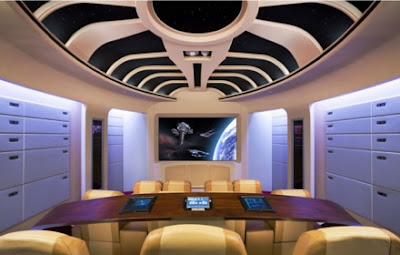 36 Creative and Cool Home Theater Designs (70) 13
