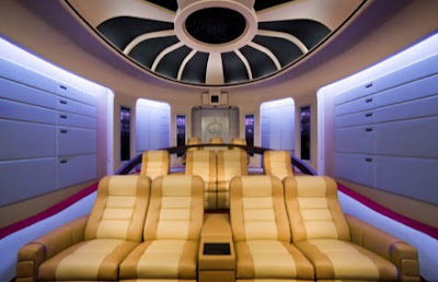 36 Creative and Cool Home Theater Designs (70) 14