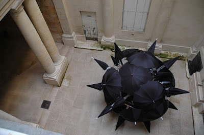 Umbrella Art Installations (30) 1