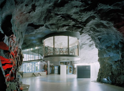 office building 30 meters under the rocks (5) 1