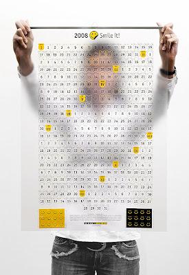 Creative Calendar Designs (4) 3
