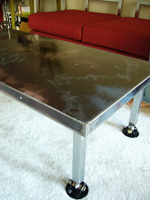 Amazing Coffee Tables From Cars (4) 4