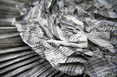 Creative and Cool Reuse of Phone Books (11) 6