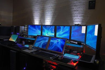 Computer Workstation Setups (6) 2
