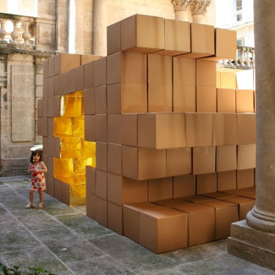 Creative Cardboard Furniture Designs (20) 14