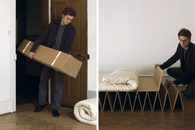 Creative Cardboard Furniture Designs (20) 8