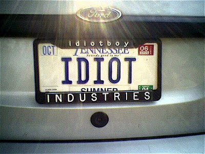 16 Cool and Clever License Plates (16) 1