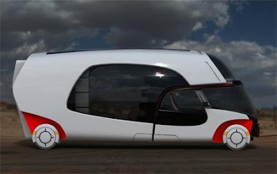 Combination of A Car and A Caravan (5) 1