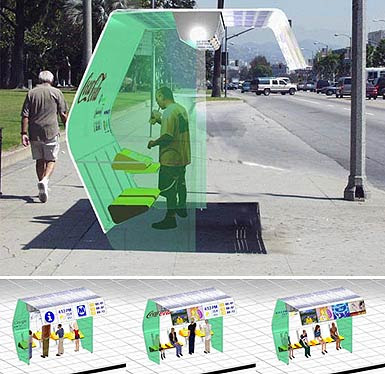Creative and Cool Bus Stops - Part 2 (30) 17