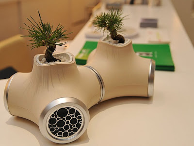 Cool Built-in Planters and Flowerpots (15) 13