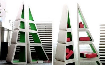 Modern and Innovative Bookshelf Designs (12) 3