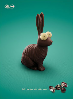 chocolate advertisement